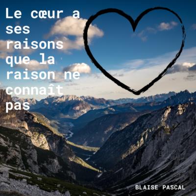 le coeur, raisons