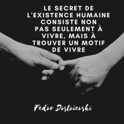 secret, humains, vivre, motif